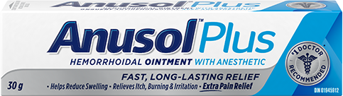 Anusol<sup>TM</sup> Plus Ointment